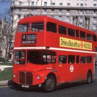At Marble Arch, 1980